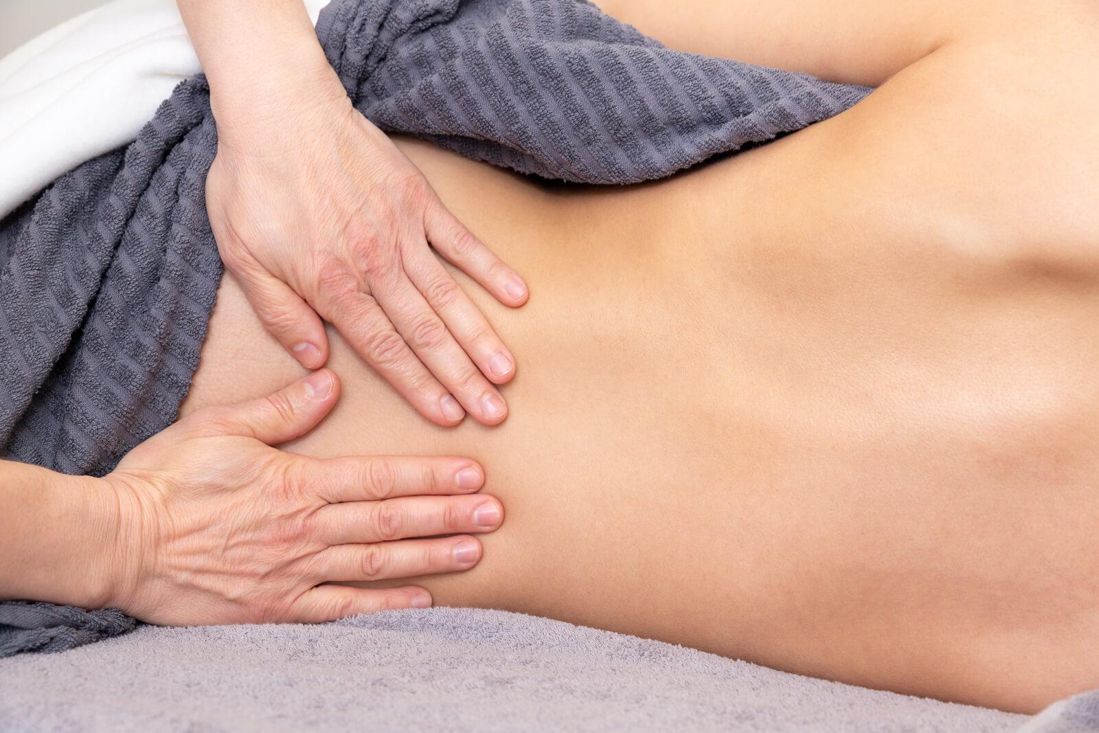 Ortho Massagepraktijk Zwangerschapsmassage 1